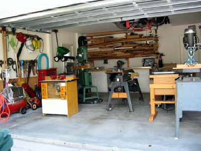 Amazing Woodworking Shop  Independent Living For Seniors In St